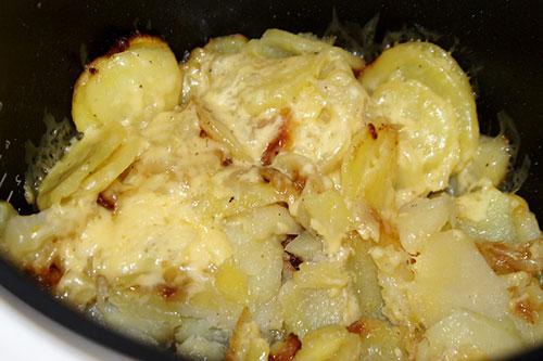 Готовим в мультиварке рецепты с фото картошка