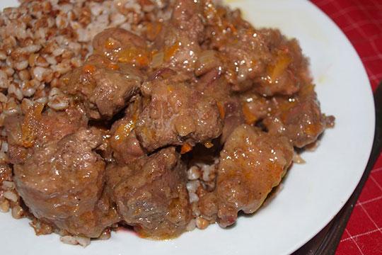 Как вкусно приготовить порционную свинину в духовке